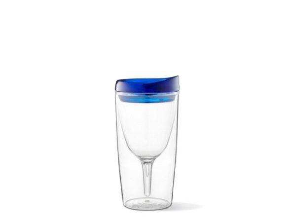 Vino2Go® with Deluxe Acrylic Lid
